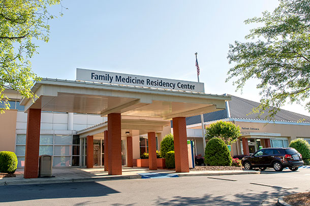 Floyd Family Medicine Residency Clinic