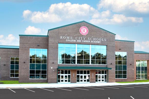Floyd Primary Care Rome High School