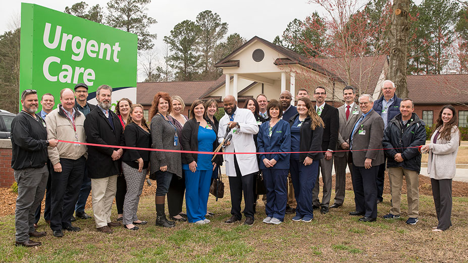 New Urgent Care Opens in Armuchee