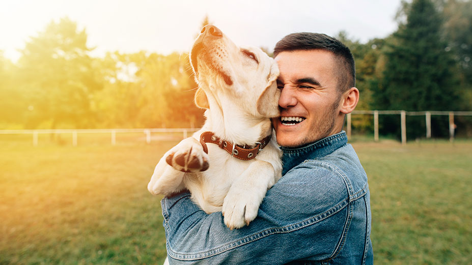 Pets Help Improve Mental and Physical Health