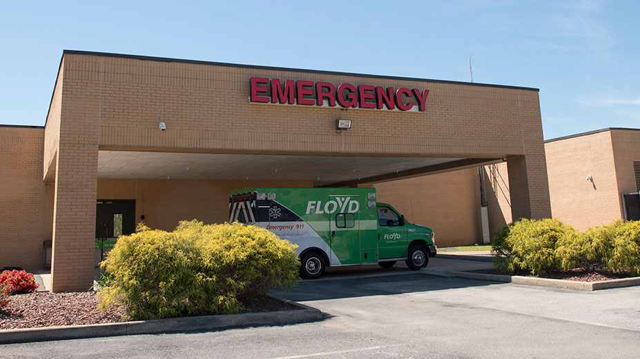 Floyd Cherokee Medical Center Opens Expanded Emergency Room