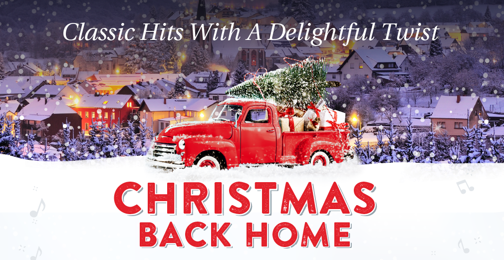 Christmas Back Home Returning to Rome Dec. 11-12