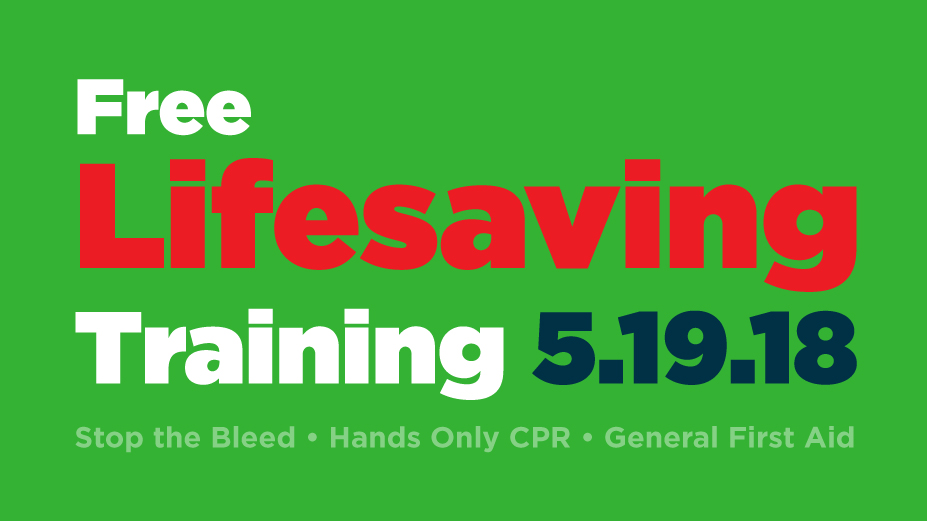 Learn Lifesaving Skills for Free at Floyd EMS