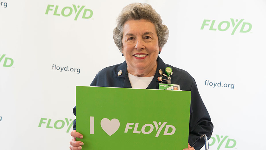 Volunteer Services Provides $275,000 to Floyd