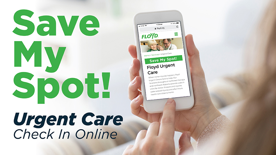 Save My Spot to Make Urgent Care Visits More Convenient