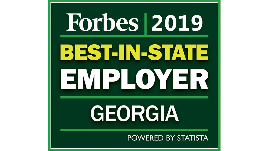 Floyd Named a Forbes Best-in-State Employer for 2019