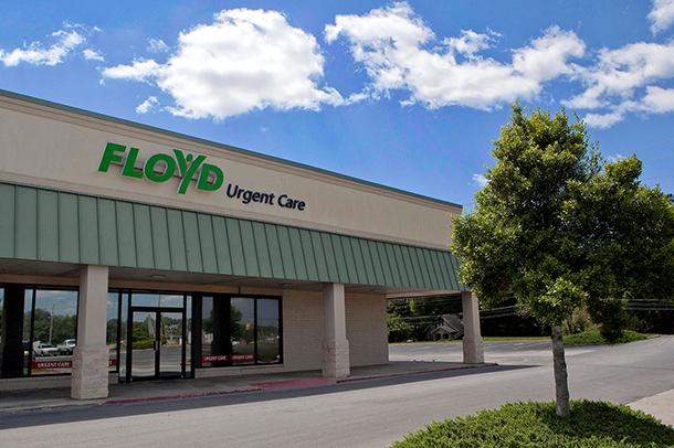 Floyd Physical Therapy & Rehab Calhoun