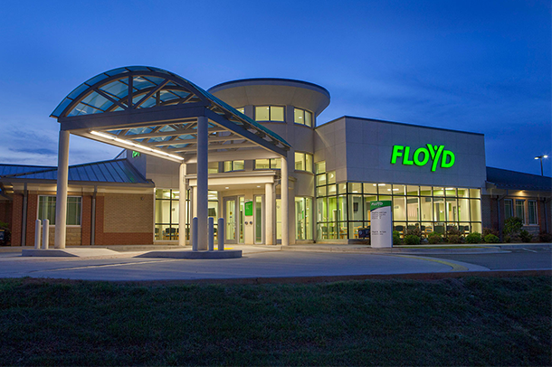 Cartersville, Floyd Physical Therapy & Rehab