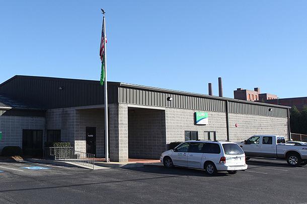 Floyd EMS Headquarters