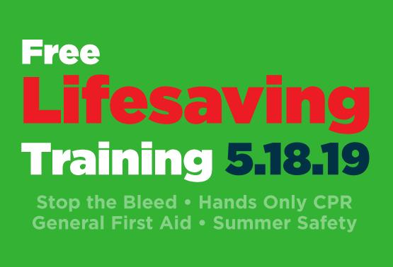 Stop the Bleed Lifesaving Training Cherokee