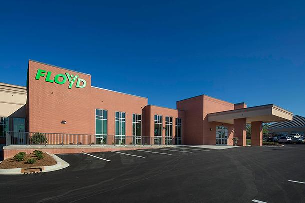 Floyd Corporate Health Center