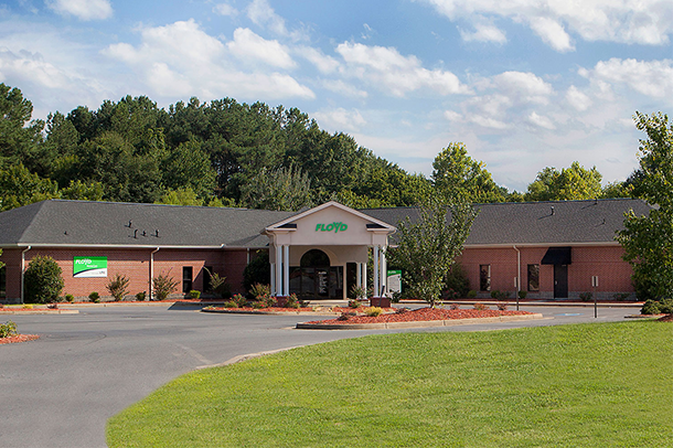 Summerville, Floyd Physical Therapy & Rehab