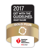 Floyd Medical Center Heart Failure Get With the Guidelines Gold Plus Award 2017
