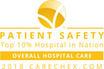 Patient Safety Overall Hospital Care Floyd Medical Center