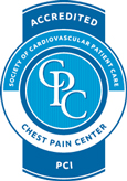 Chest Pain Accreditation Floyd Medical Center