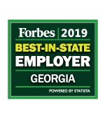 Floyd Health System Forbes Best in State Employer Georgia 2019